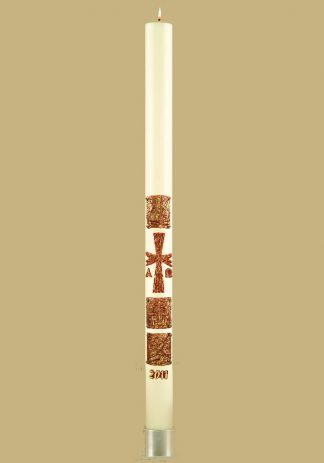 Journey Fos Aionios Paschal Candle