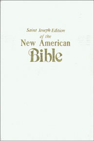 St. Joseph N.A.B. Gift Edition - Medium - White