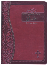 St. Joseph N.A.B. Gift Edition - Medium - Burgundy