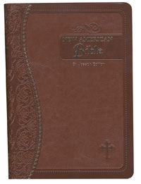 St. Joseph N.A.B. Gift Edition - Medium - Brown