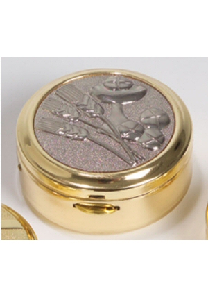 """PYX 1-3/4"""" x 3/4"""" Gold and Silver Plated"""