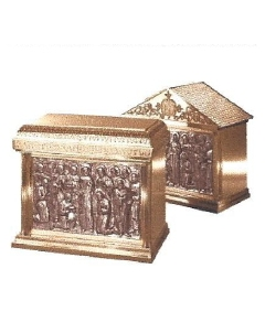 "Tabernacle 8625 w/o dome 25"" x 29"" x 16"""