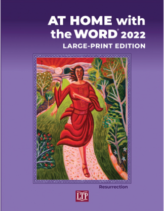 2022 At Home With the Word - Large Print